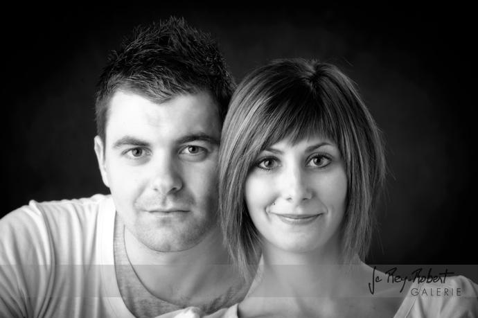 Emma et Sylvie en photos de couple à Romans
