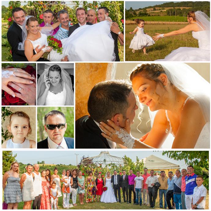 photographe de mariage drome ardeche isere