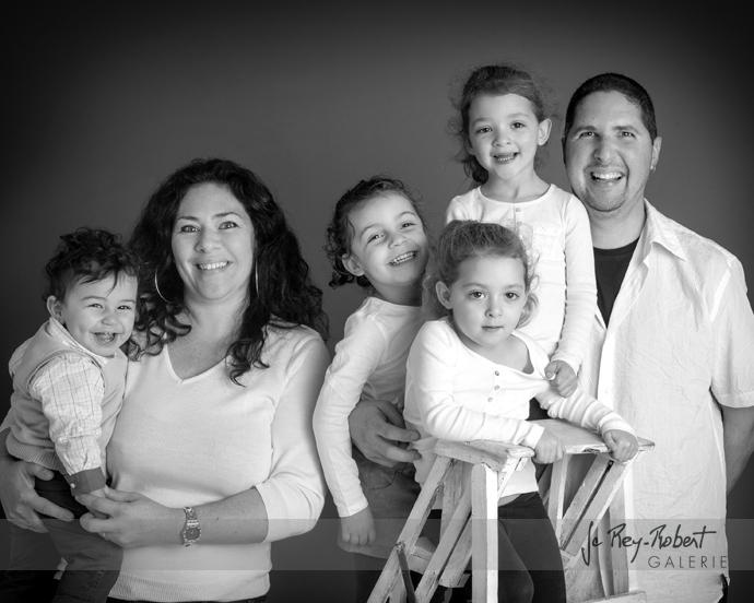 photo de famille ardeche