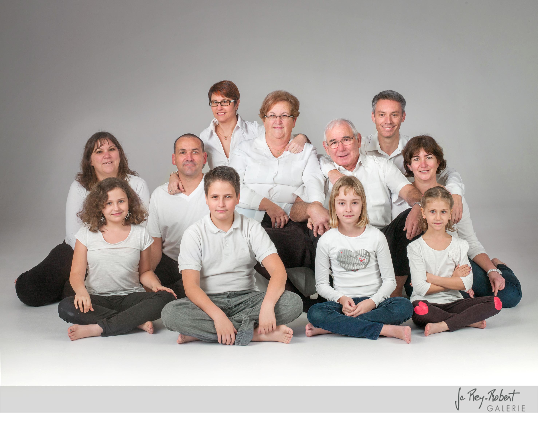 Portrait de famille drome
