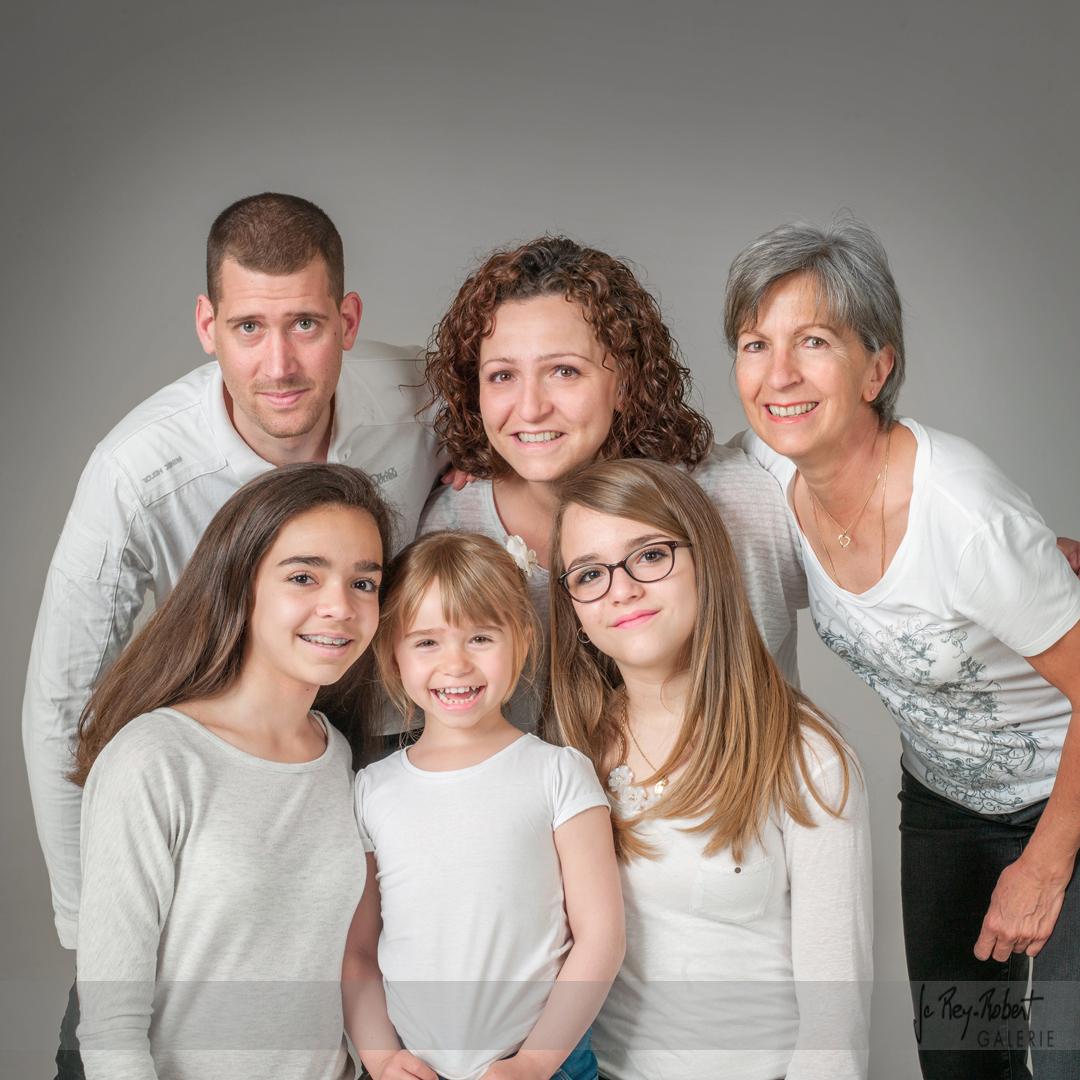 portrait de famille a Romans