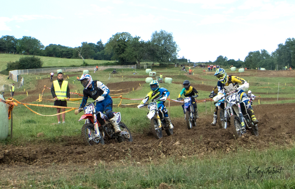 Moto cross Montchenu